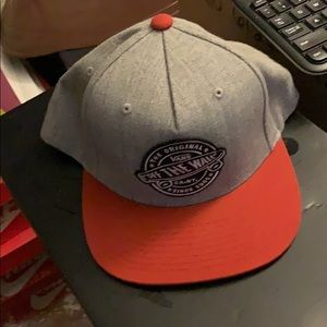 Mens Vans Snap back hat